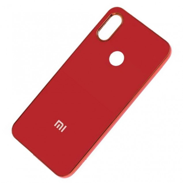 Anyland Deep Farfor Case for Xiaomi Redmi 8a Red