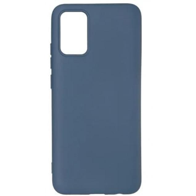 Full Soft Case for Samsung A025 (A02s) Dark Blue