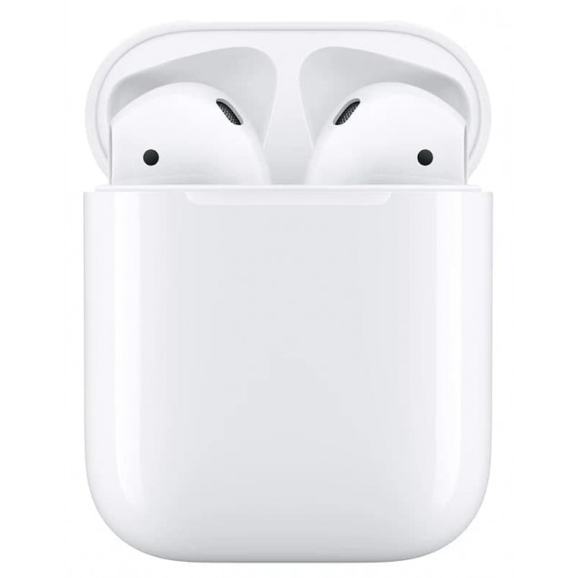 Apple AirPods 2019 (2 поколение) with Charging Case