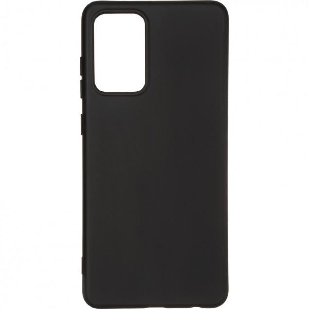 Full Soft Case for Samsung A725 (A72) Black