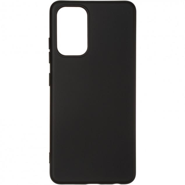 Full Soft Case for Samsung A326 (A32) Black