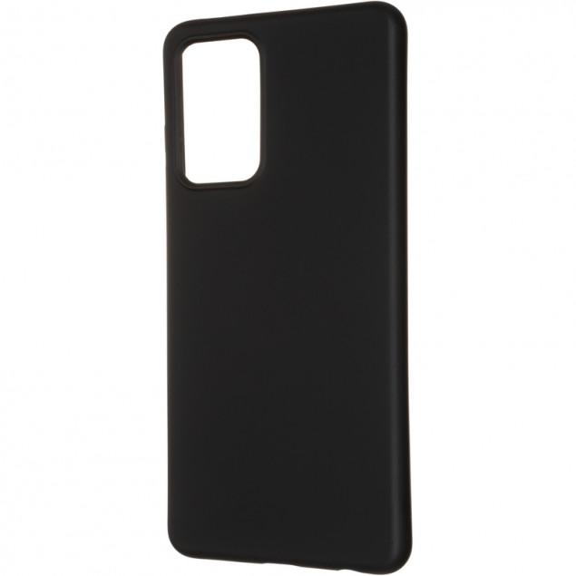 Full Soft Case for Samsung A525 (A52) Black