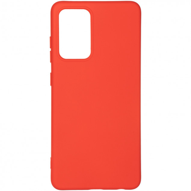 Full Soft Case for Samsung A525 (A52) Red