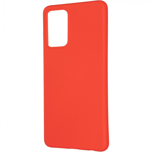 Full Soft Case for Samsung A725 (A72) Red