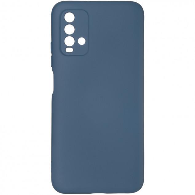 Full Soft Case for Xiaomi Redmi 9t Blue